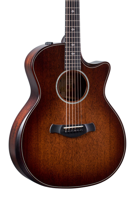 Taylor Builder's Edition 324ce V-Class Grand Auditorium Acoustic-Electric Guitar