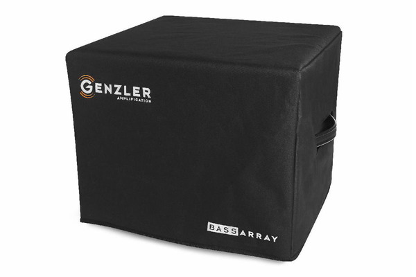 Genzler Amplifcation CVR-BA12-3 Heavy-Duty Padded Cover for BA12-3 Cabinet