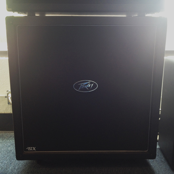 Peavey JSX 412 Straight Cab (Pre-Owned) - Bananas at Large