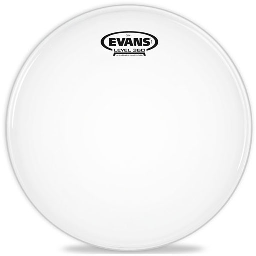 Evans B10G14 10 Inch Coated Snare/Tom - Bananas at Large