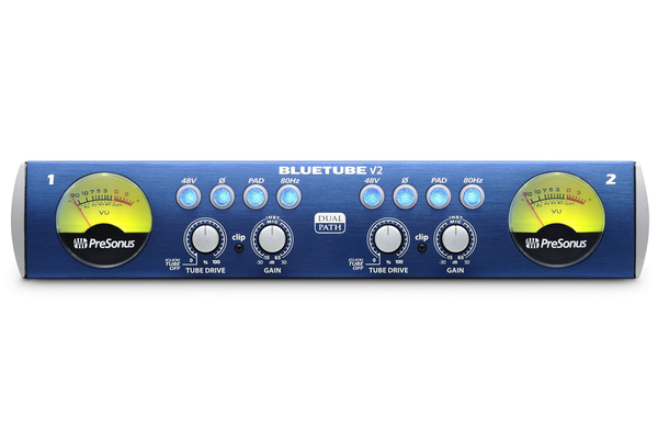 Presonus Blue Tube DP V2 2-Channel Mic/Instrument Preamp - Bananas at Large - 1
