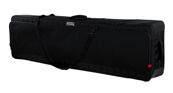 Gator G-PG-88SLIMXL Pro-Go Ultimate Gig Bag for Slim XL 88 Keyboards - Bananas At Large®