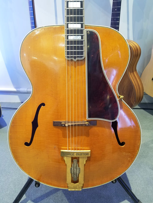Vintage 1937 Gibson L-5 George Panton w/Case (Pre-Owned) (Glen Quan Private Collection)