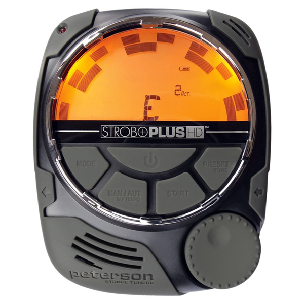 Peterson SP-1 StroboPlus HD Strobe Tuner - Bananas at Large