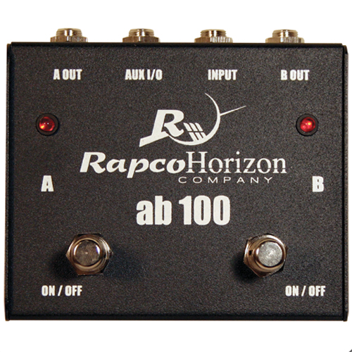 Rapco AB100 A/B Passive Switching Box - Bananas at Large