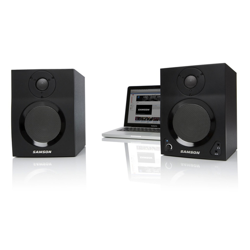 Samson Active Studio Monitor with Bluetooth (Pair) - Bananas at Large