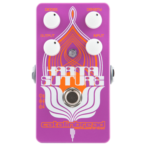 Catalinbread Karma Suture Harmonic Fuzz Pedal  (Original Germanium Version) - Bananas at Large