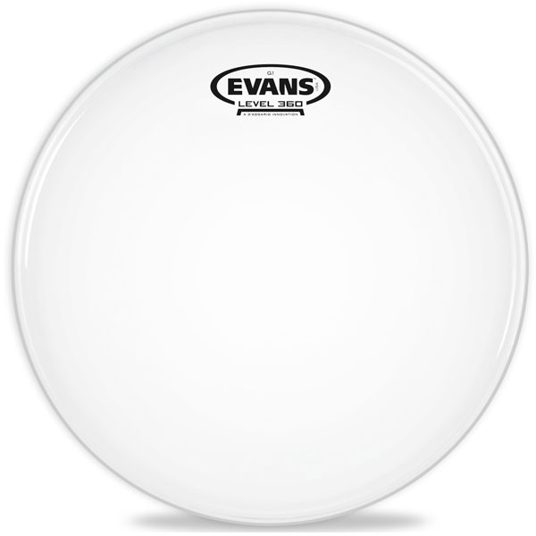 Evans B13G1 13 in. G1 Coated Timbale/Snare/Tom Head - Bananas at Large - 1