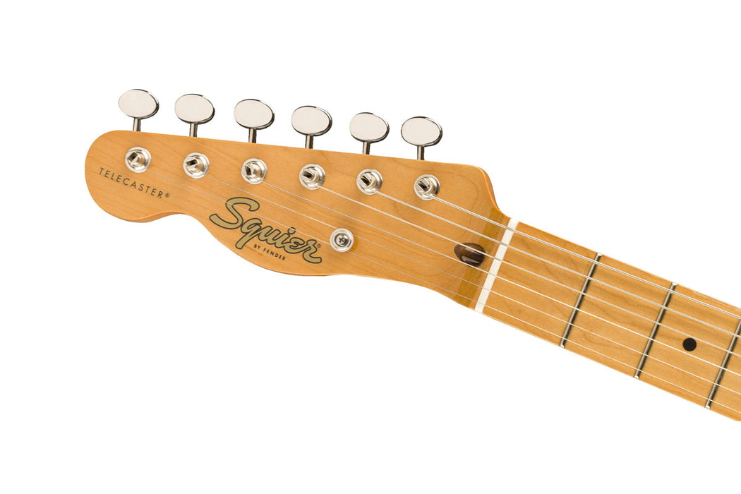 Fender Squire Classic Vibe '50s Telecaster, Left-Handed - Butterscotch Blonde