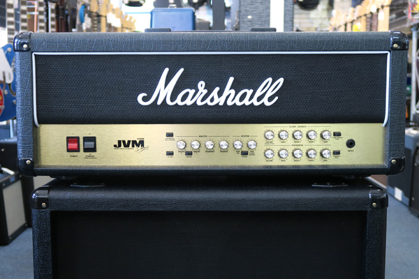 Marshall JVM210H 100-Watt Guitar Valve Amplifier Head (Pre-Owned)(SATC) - Bananas at Large - 1
