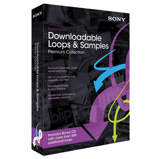 Sony Loops Premium Collection [Download] - Bananas at Large