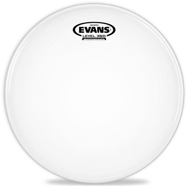 Evans B16G1 16 in. G1 Coated Tom/Timbale Drum Head - Bananas at Large