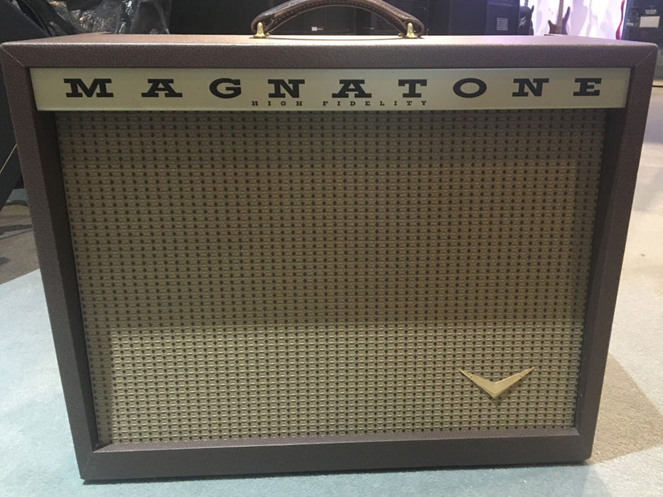 Magnatone Twilighter 1x12 Guitar Combo Amp w/Mission Expression Pedal (Pre-Owned)