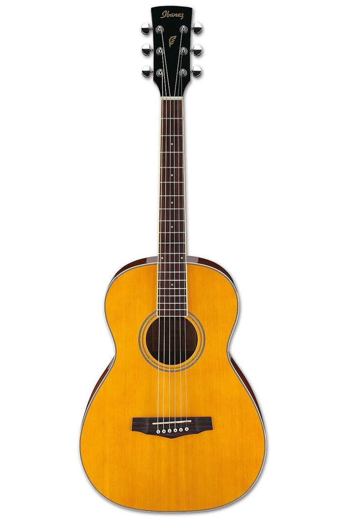 Ibanez PN15 Performance Parlor Body Acoustic Guitar - Antique Naturak Finish - Bananas at Large