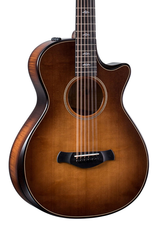 Taylor Builder's Edition 652ce 12-Fret 12-String - Wild Honey Burst