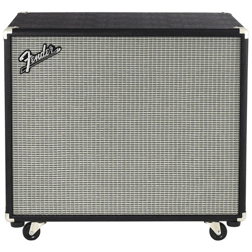 Fender Bassman 115 Neo Bass Speaker Cabinet, 1x15, 350-Watts - Bananas at Large