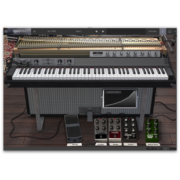 Arturia Stage-73 V License Software Electric Piano [Download] - Bananas At Large®