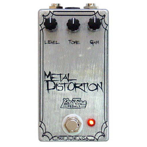 Pro Tone Essential Metal Distortion Pedal - Bananas at Large