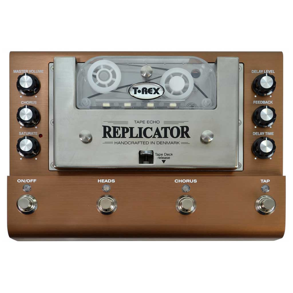 T-Rex Replicator Analog Tape Delay Pedal - Bananas at Large