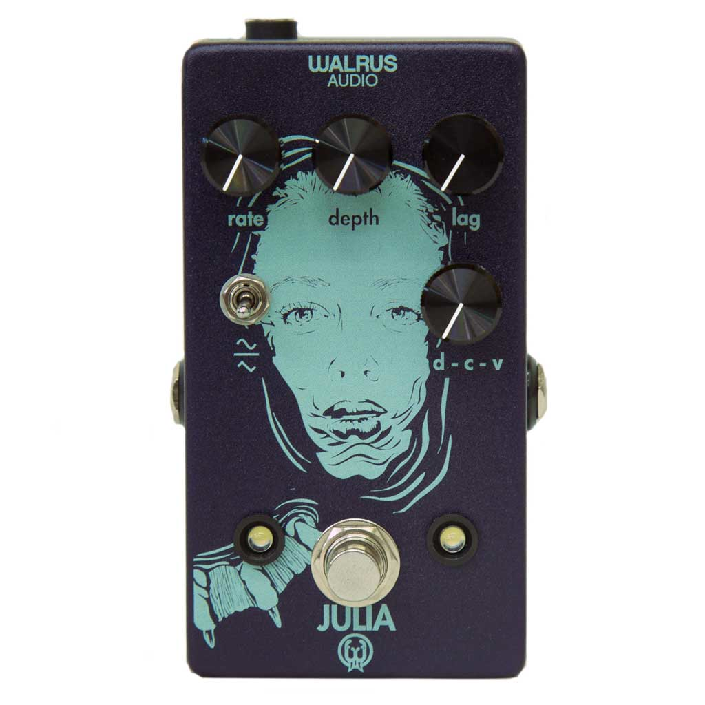 Walrus Audio Julia Analog Chorus/Vibrato Pedal - Bananas at Large - 1
