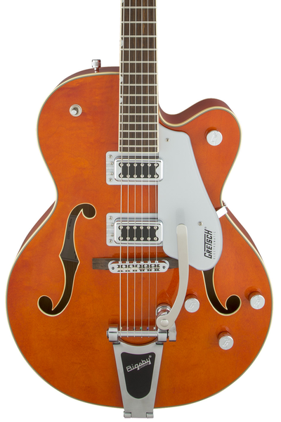 Gretsch G5420T Electromatic Hollow Body Single-Cut with Bigsby - Orange Stain