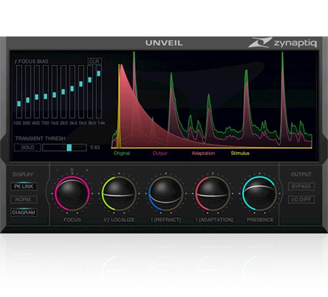 Zynaptiq Unveil [Download] - Bananas at Large