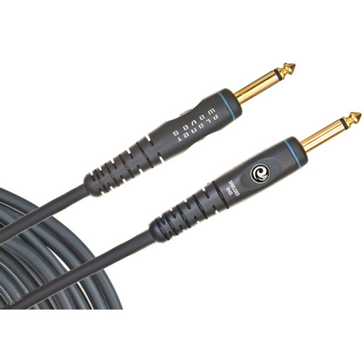 Planet Waves PWG15 Custom Series Instrument Cable, 15ft - Bananas at Large