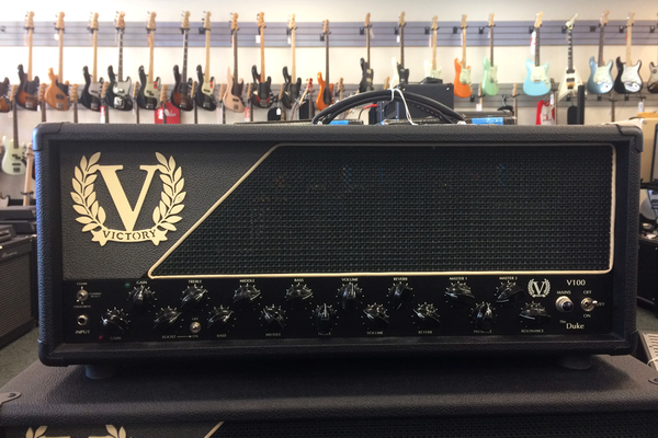Victory Amps V100 The Duke Handwired Tube Head (Pre-Owned)