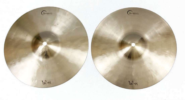 Dream Cymbals BHH12 Bliss Series 12 in. Hi Hat Cymbals