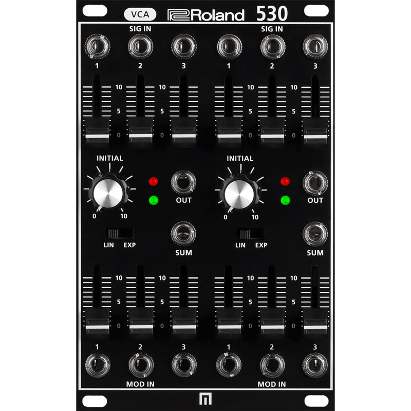 Roland SYSTEM-500 530 Modular VCA - Bananas at Large