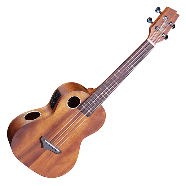 Boulder Creek Riptide EUT-5NS Tenor Acoustic Electric Ukulele - Bananas At Large®