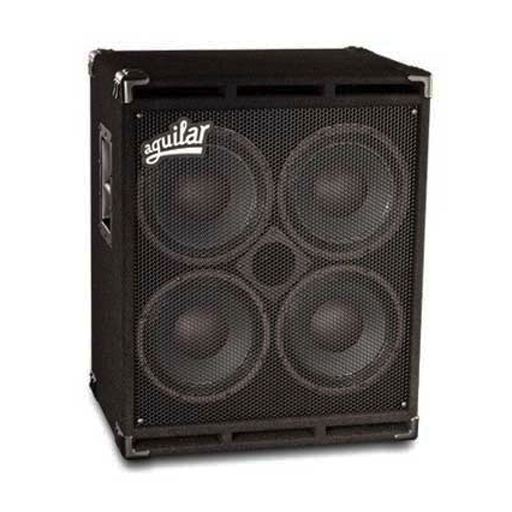 Aguilar GS 410 Bass Cabinet, 4x10, 700-Watts - Bananas at Large