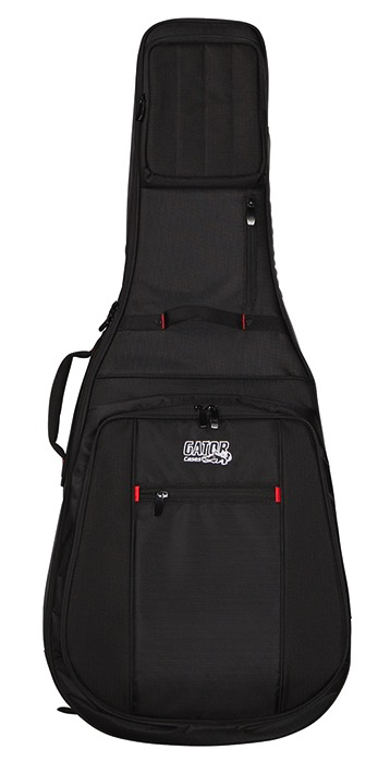 Gator G-PG Acoustic Pro-Go Series Acoustic Guitar Bag - Bananas At Large®