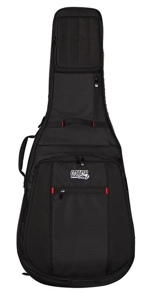 Gator G-PG Acoustic Pro-Go Series Acoustic Guitar Bag - Bananas at Large