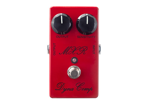 MXR CSP102SL Script Dyna Comp Compressor - Bananas at Large