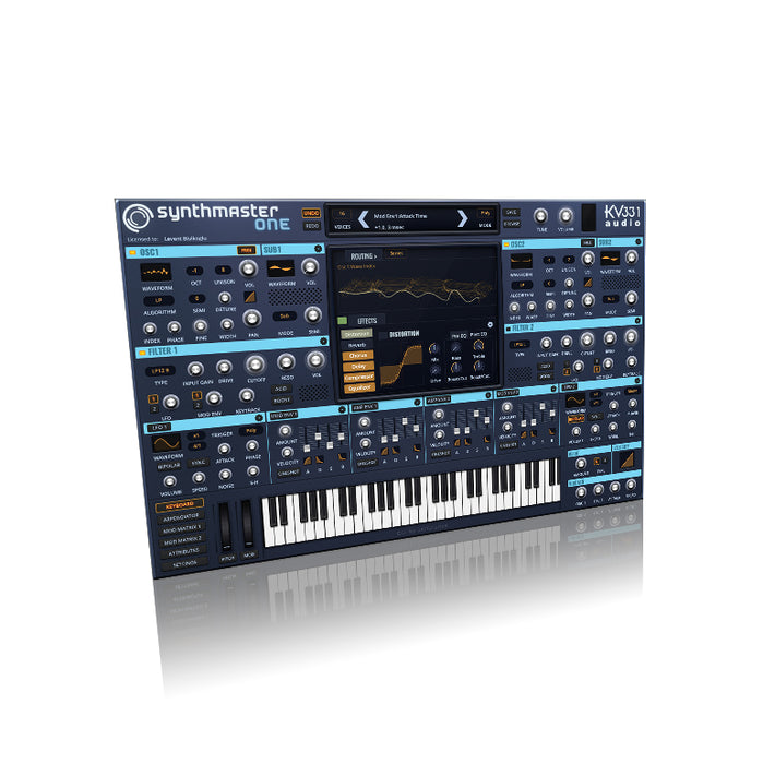 KV331 Audio SynthMaster One [Download]