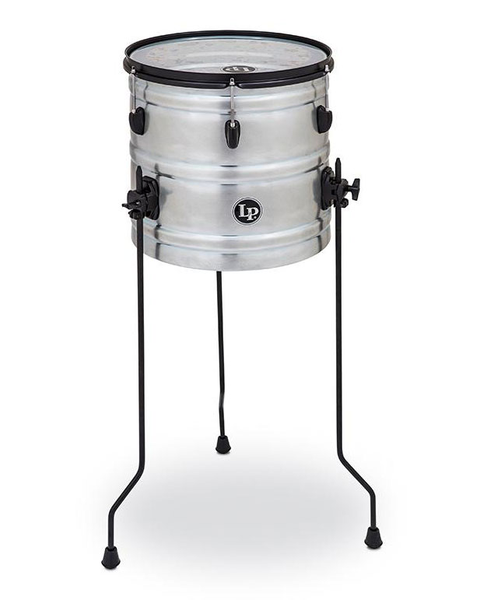 Latin Percussion LP1614 RAW 14 in. Street Can - Bananas at Large
