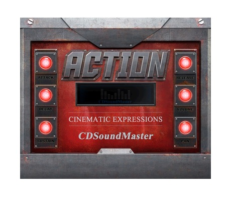 CDSoundMaster Action Sampler [Download] - Bananas at Large