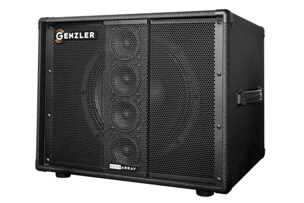 Genzler Amplifcation BA12-3 Bass Array-Neo 1x12 in. Cab