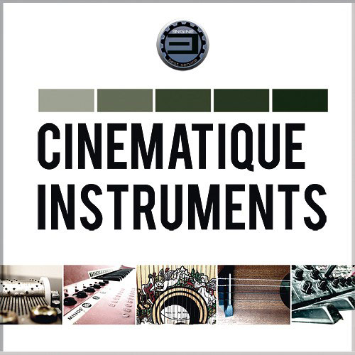 Best Service Cinematique Instruments 1 Library with Unique Instruments [Download] - Bananas at Large
