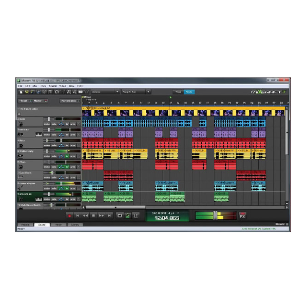 Acoustica Mixcraft 7 Academic [Download] - Bananas At Large®