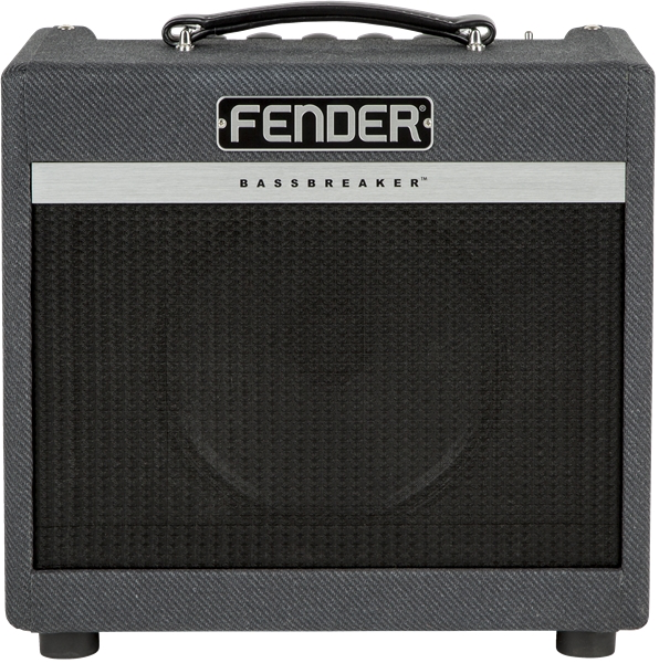 Fender Bassbreaker 007 Combo, Gray Tweed - Bananas at Large - 1