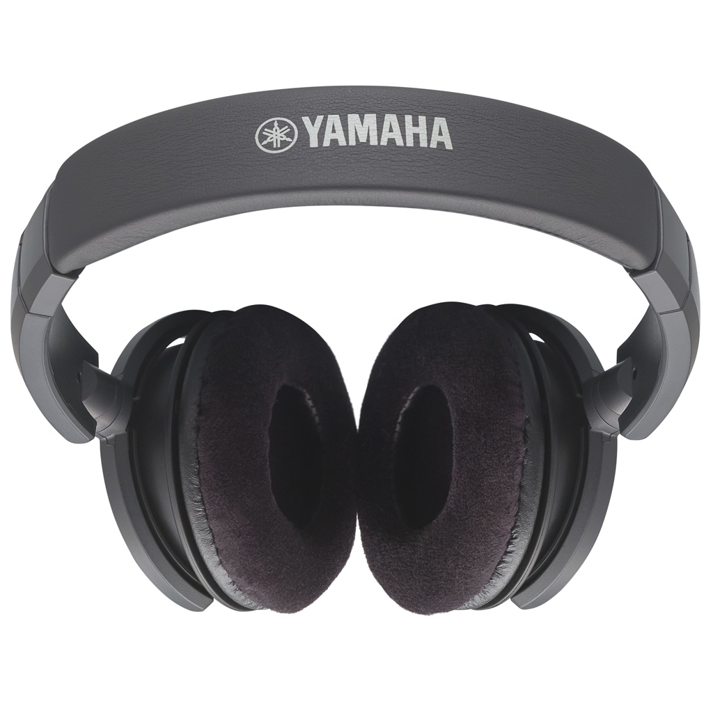 Yamaha HPH-150B Open-Air Stereo Headphones, Black - Bananas at Large - 2