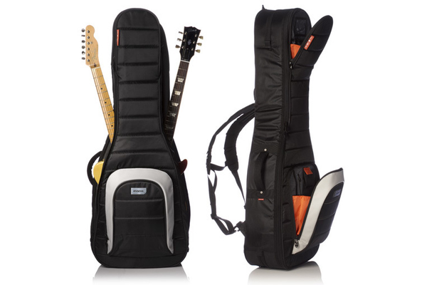 Mono M80-2G-BLK Standard Dual Electric Guitar Bag - Black