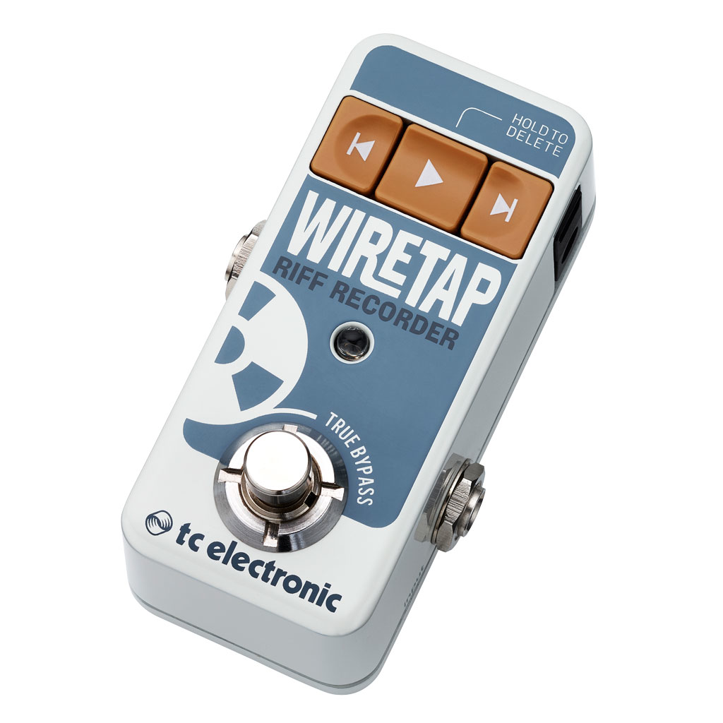 TC Electronic WireTap Riff Recorder Pedal - Bananas at Large - 2