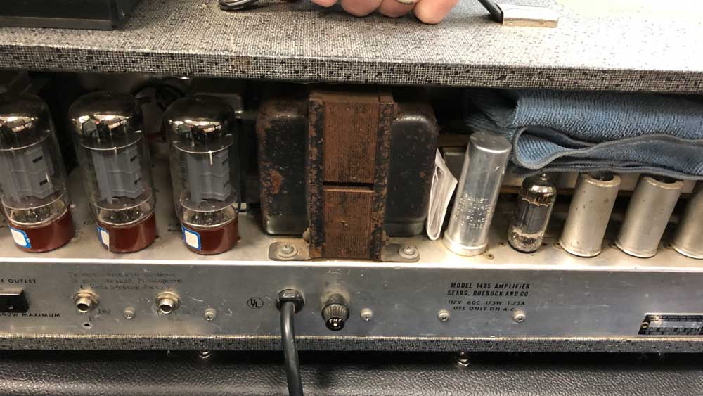 Sears Silvertone 1485 - Refurbished (Pre-Owned)