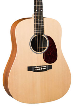 Martin DX1KAE X Series Dreadnought Acoustic Electric Guitar