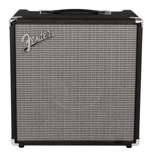Fender Rumble 40 (V3), 120V, Black/Silver, 1x10, 40-Watts - Bananas At Large®