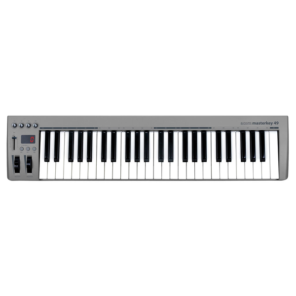 Acorn Instruments Masterkey 49 49-Key USB Controller Keyboard Included Presonus Studio One Artist - Bananas at Large
