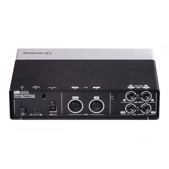 Steinberg UR242 USB 2.0 Audio Interface - Bananas at Large - 3